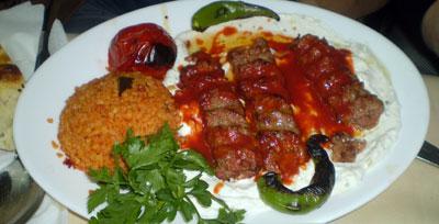 Sohbet.ORG - Ali Nazik Kebabı Tarifi