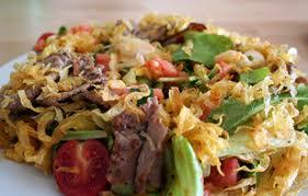 Sohbet.ORG - Biftekli Sebze Salatası